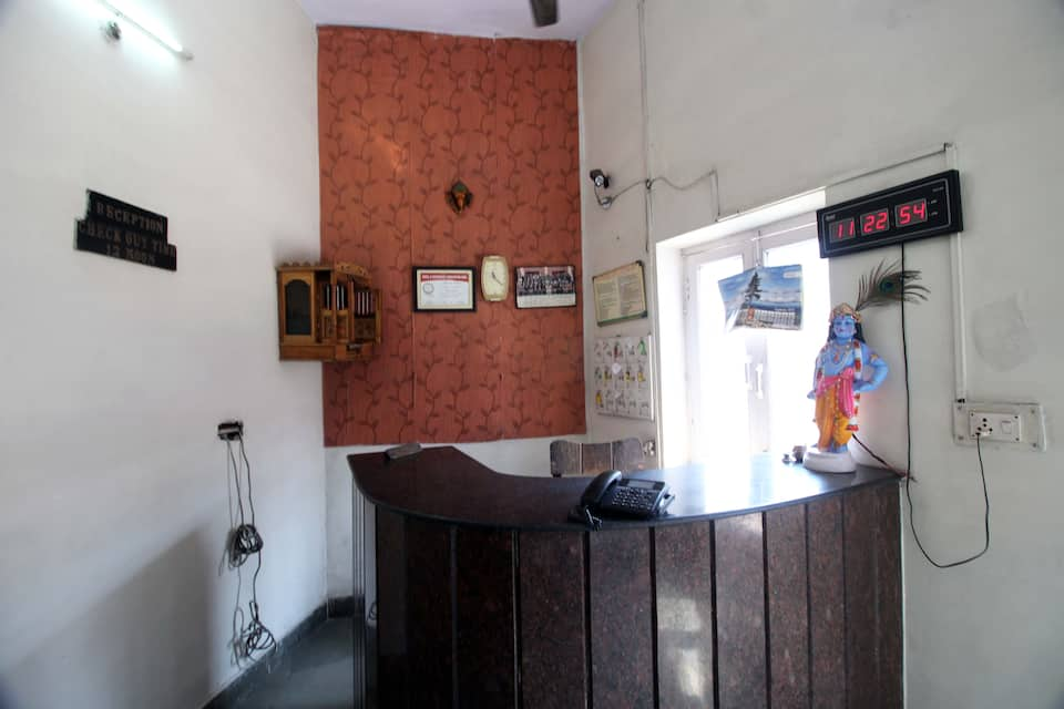 Hotel Omega, Idgah Bus Stand Road, Hotel Omega
