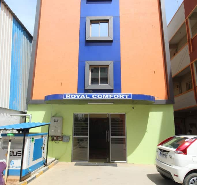 Royal Comfort Bengaluru International Airport Road