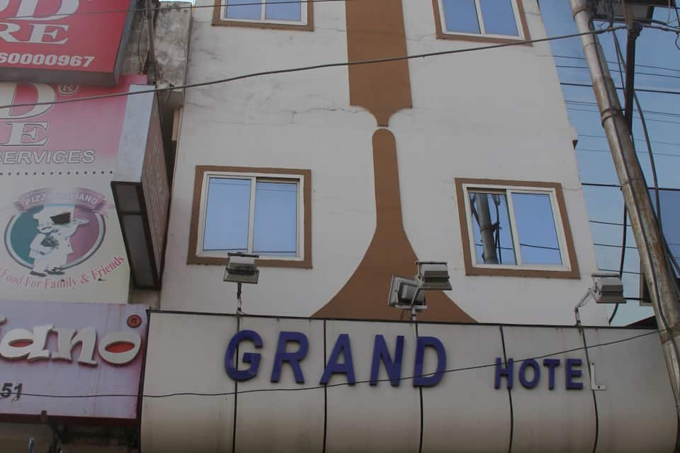 Grand Hotel, Ranipur More, Grand Hotel