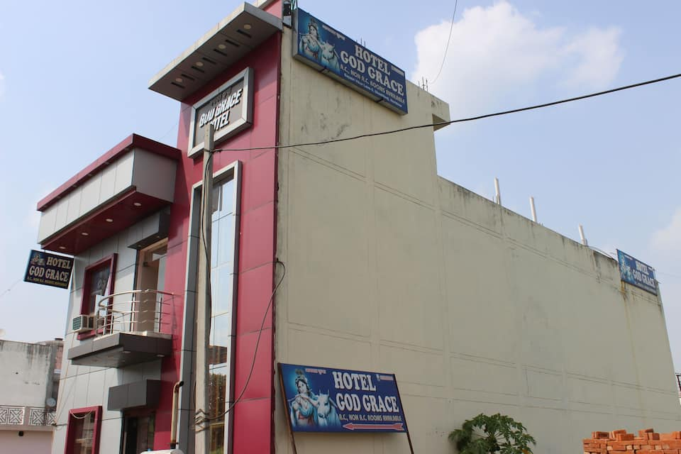 Hotel God Grace, Shanti Kunj, Hotel God Grace