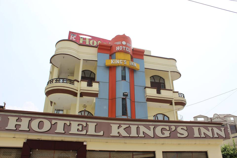 Hotel King's Inn, Railway road, Hotel King's Inn