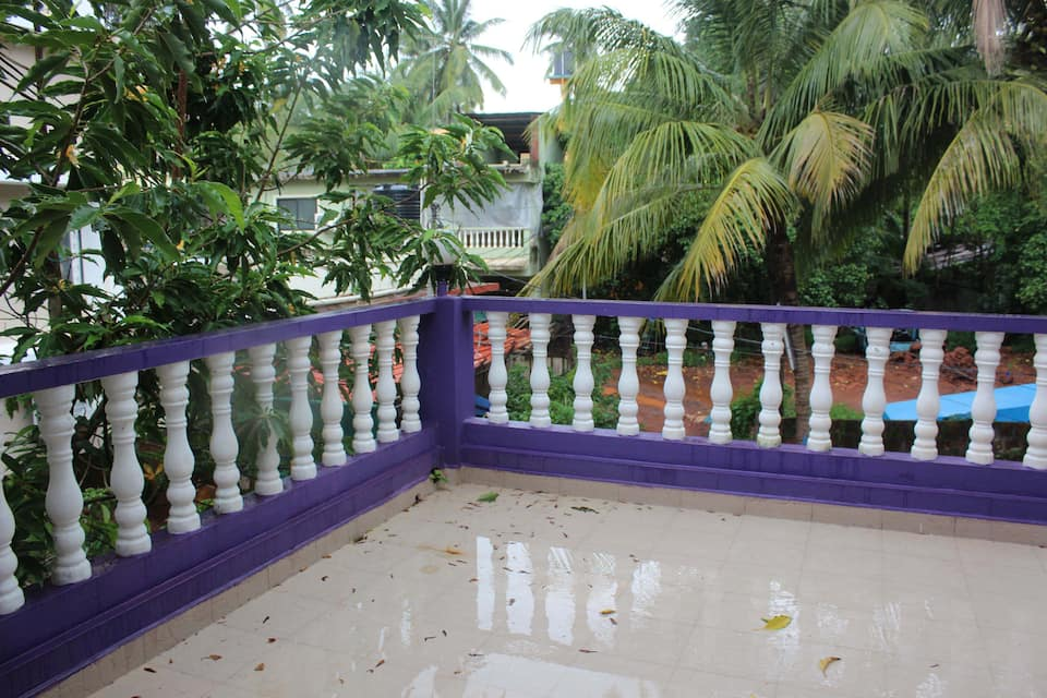 Anand Guest House, Calangute, TG Stays Baga Deck Restaurant