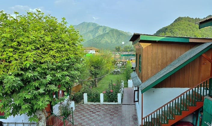 Hotel Green View, Dal Lake, Hotel Green View