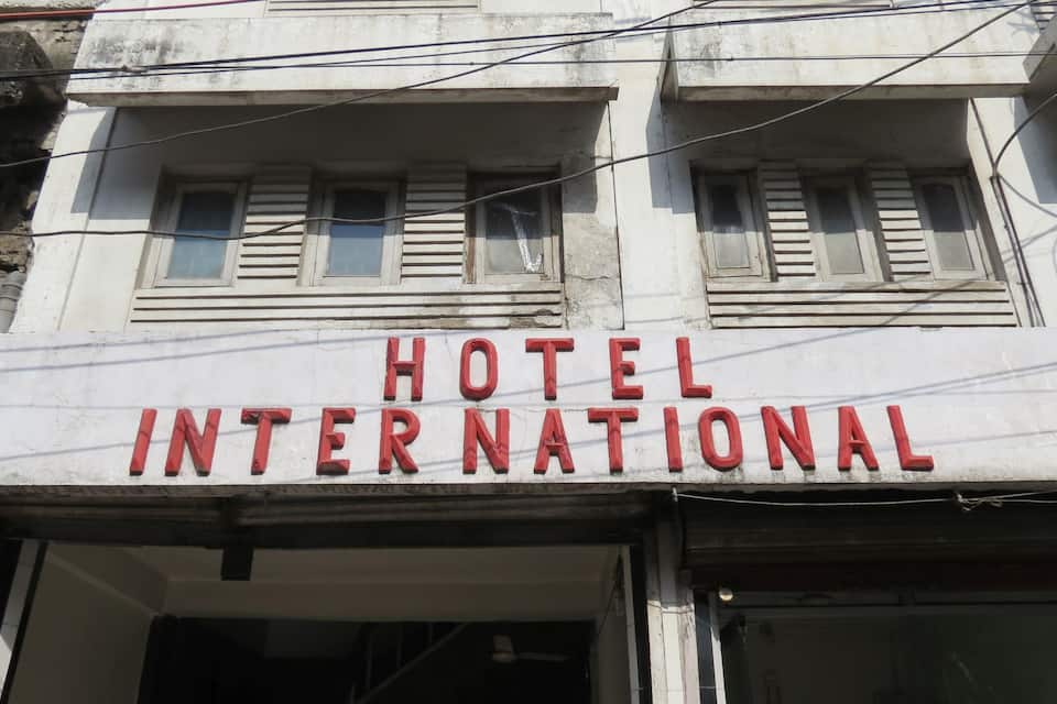 Hotel International, Hamidia Road, Hotel International