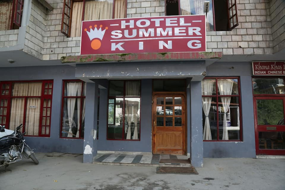 Hotel Summer King, Aleo, Hotel Summer King