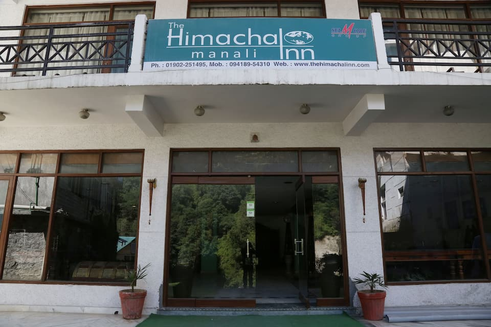 Hotel The Himachal Inn, Rangari, Hotel The Himachal Inn