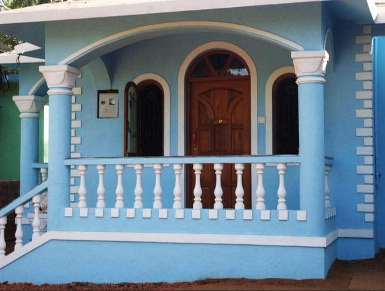 Cyprians Guest House, , TG Stays Tivari Vaddo
