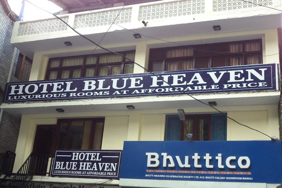 Hotel Blue Heaven, Mall Road, Hotel Blue Heaven