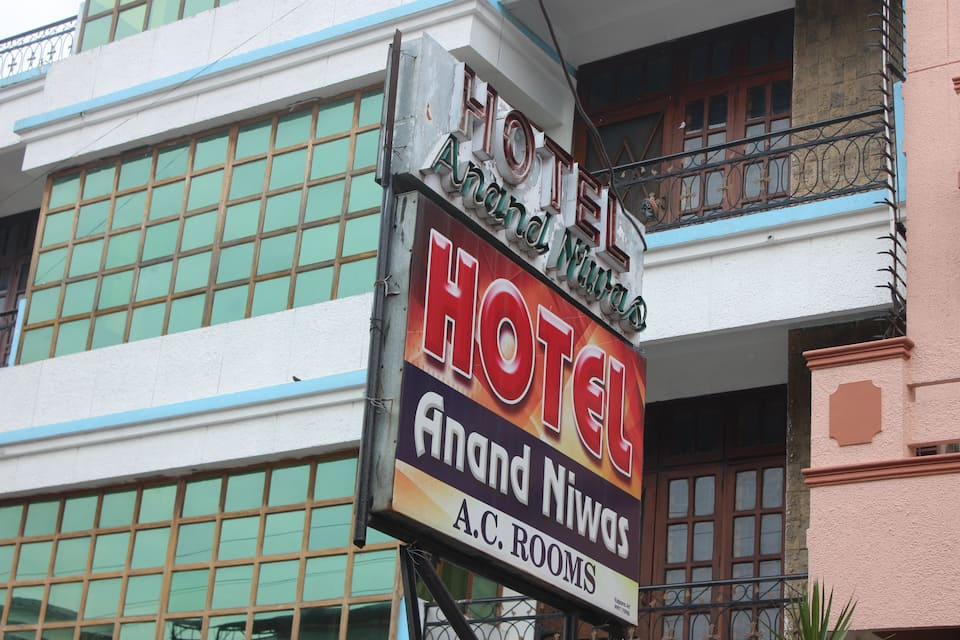 Hotel Anand Niwas, Rajpur Road, Hotel Anand Niwas