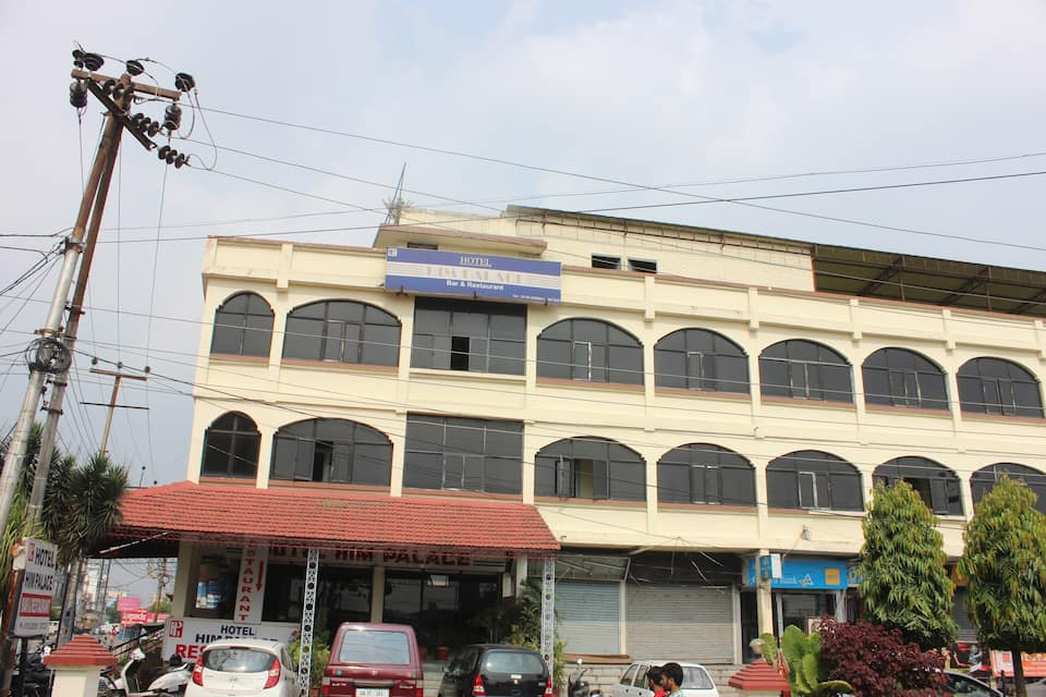 Hotel Him Palace, Haridwar Road, Hotel Him Palace