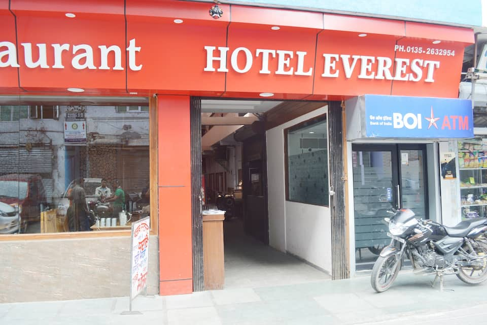 Hotel Everest, Kulri, Hotel Everest