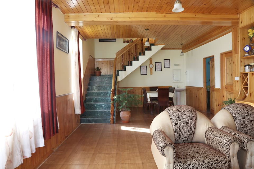 The Clifftop Cottage, , TG Stays Manali Leh Road