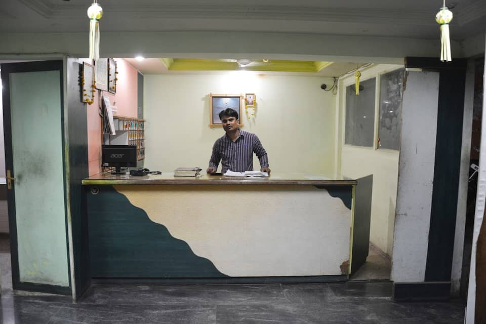 Hotel Sai Residency, Station Road, Hotel Sai Residency