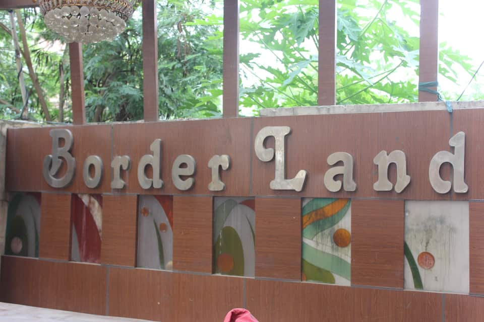 Hotel Border Land, Queens Road, Hotel Border Land