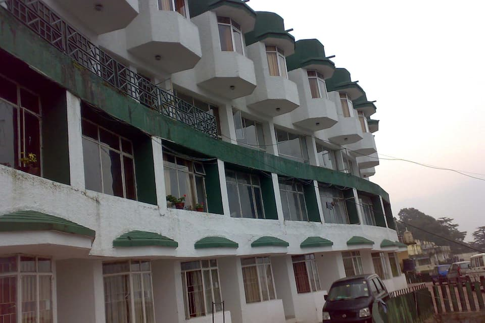 Hotel Garhwal Terrace, Mall Road, Hotel Garhwal Terrace