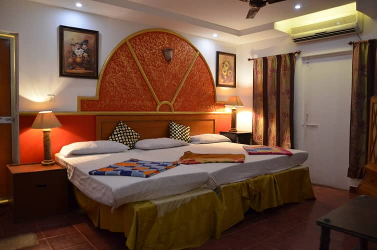 Blue Star Hotel, Calangute, Blue Star Hotel