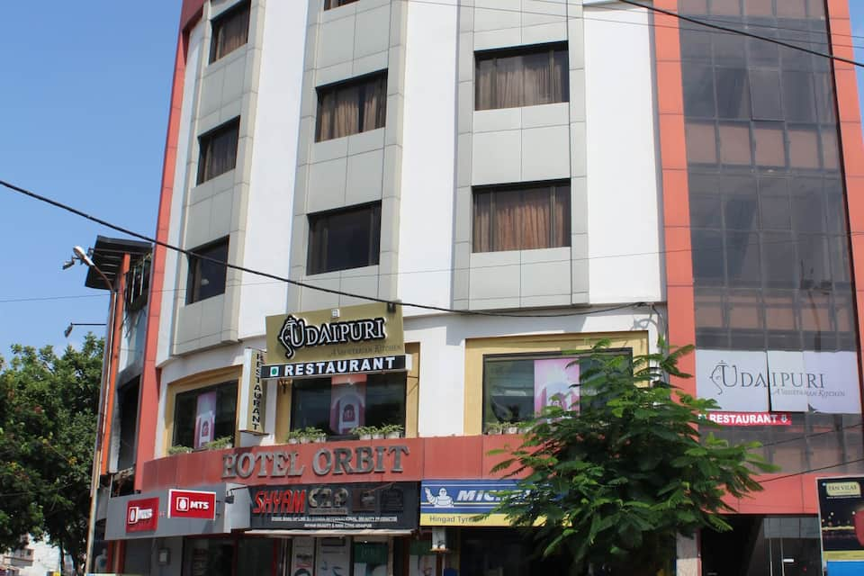 Hotel Orbit, Shastri Circle, Hotel Orbit