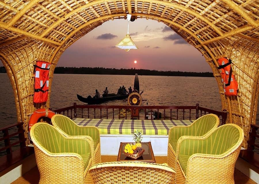 View Kerala Luxury House Boat, , View Kerala Luxury House Boat