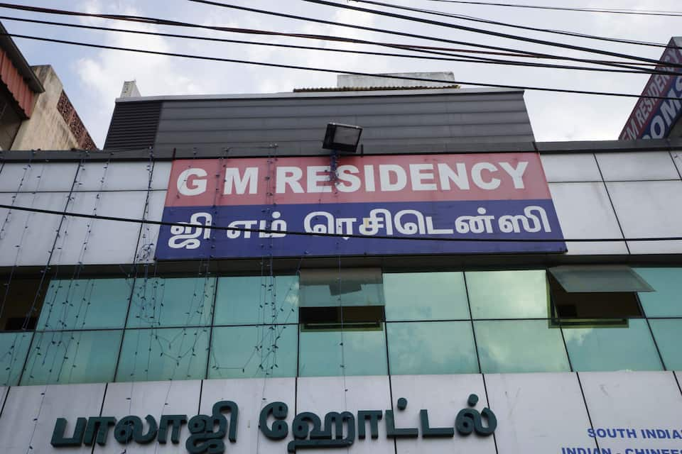 GM Residency, Periamet, GM Residency