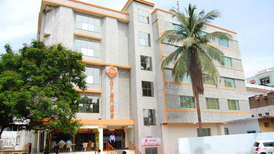 The Orange Hotel, Daba Gardens, The Orange Hotel
