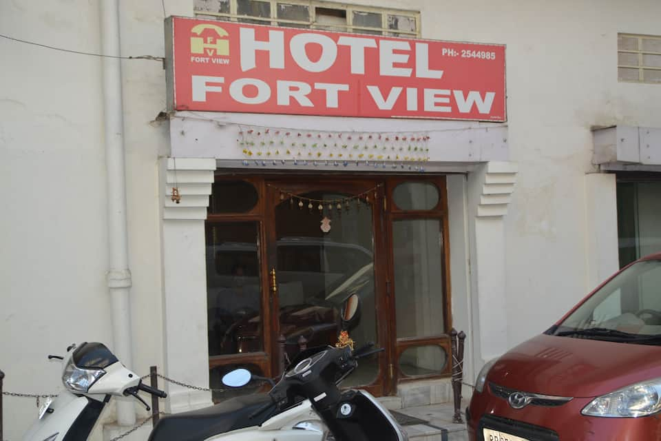Hotel Fort View, Near Bus Stand, Hotel Fort View