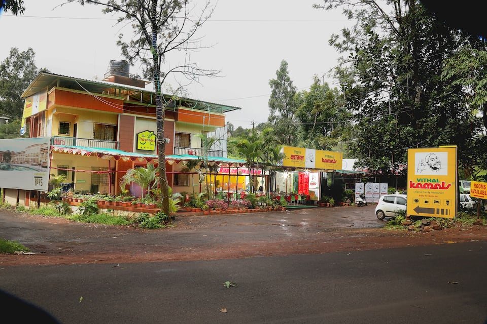 The Travellers Inn, Mahabaleshwar Panchgani Road, The Travellers Inn