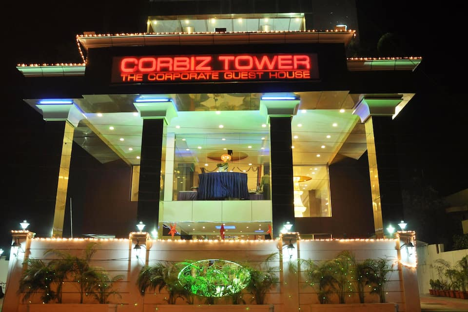 Hotel Corbiz Towers