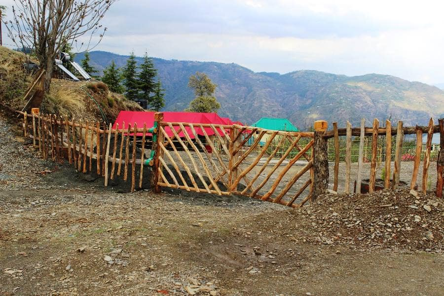 SnowTrails Camp, Kufri Chail Road, SnowTrails Camp