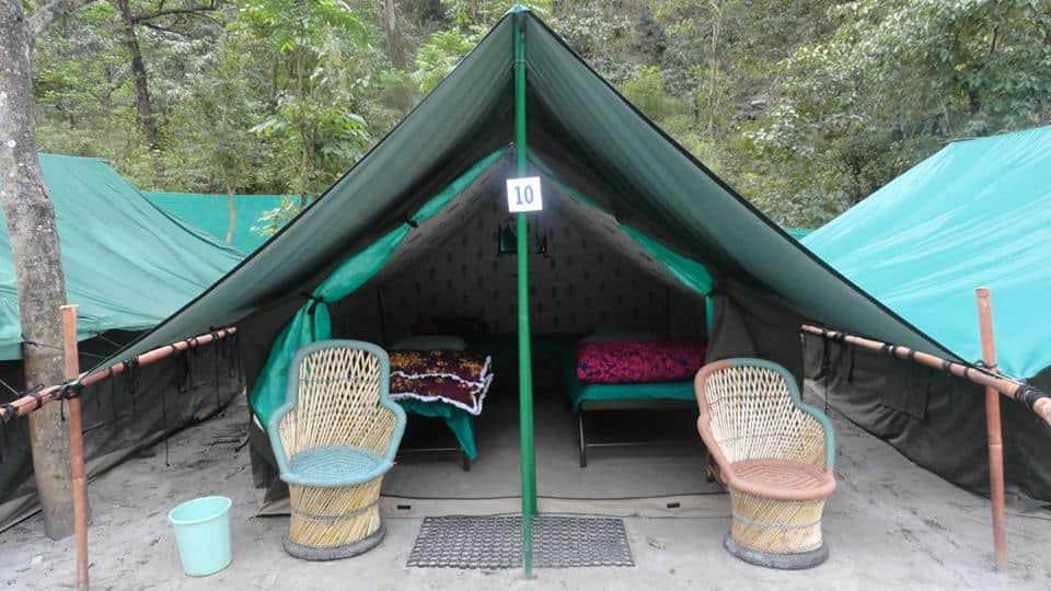 Retreat Jungle Camp, none, Retreat Jungle Camp