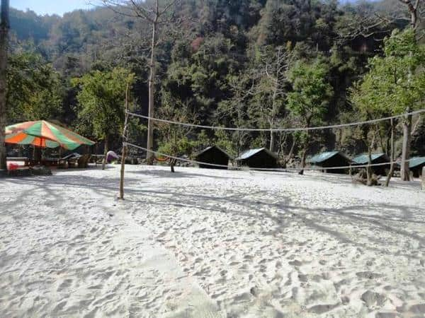 Ravers Beach Camp, Tapovan, Ravers Beach Camp