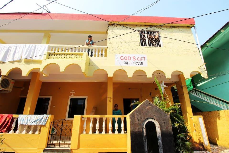 Gods Gift Holiday Homes, Candolim, Gods Gift Holiday Homes