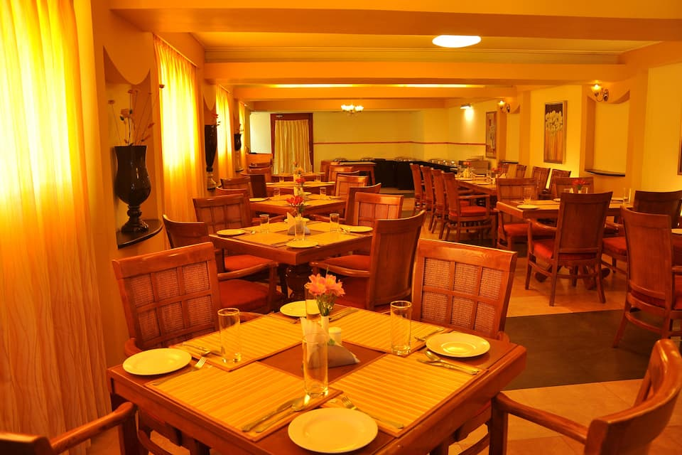 Quality Inn Sabari Resorts, Sivanandi Road, Benzz Park - Kodai