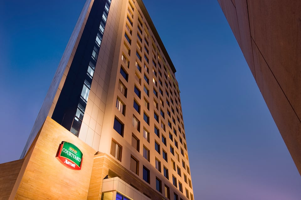 Courtyard by Marriott Gurgaon, Sushant Lok, Courtyard by Marriott Gurgaon