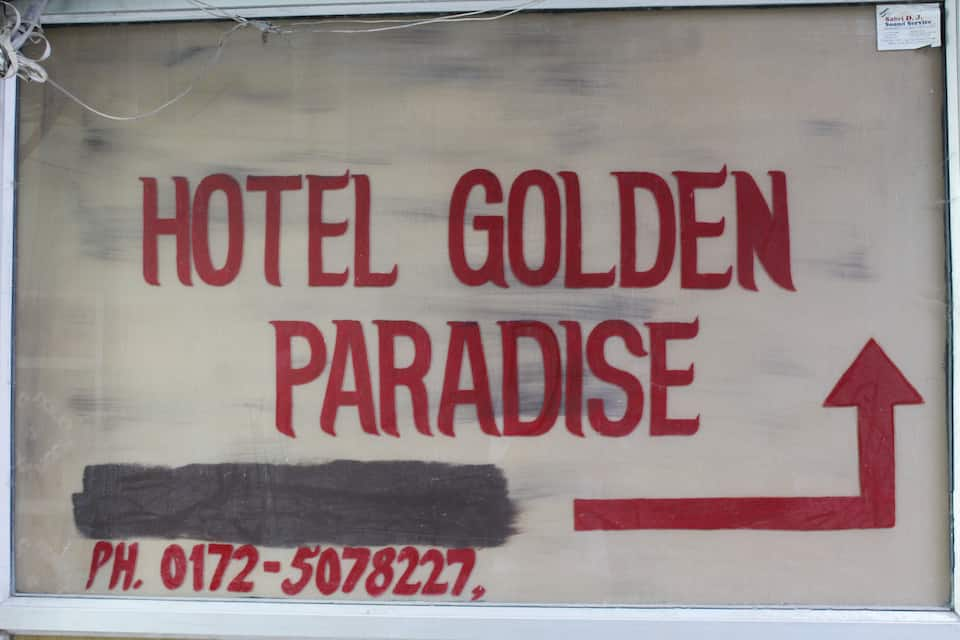 Golden Paradise, Burail, Golden Paradise