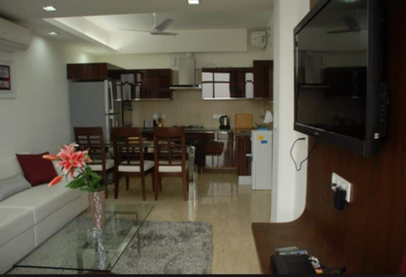 Kalkaji Extension Service Apartment, Kalkaji, Kalkaji Extension Service Apartment