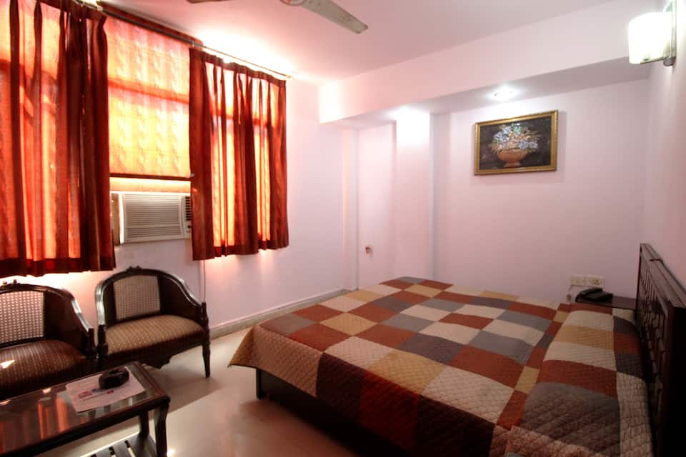 Hotel Krishna Residency, East Of Kailash, Hotel Krishna Residency