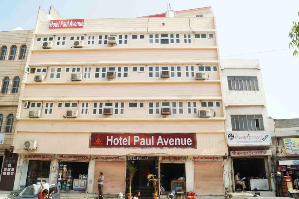 Paul Avenue Hotel, Vanasthali Marg, Paul Avenue Hotel