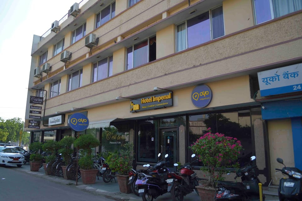 Hotel Imperial, M.I.Road, Hotel Imperial