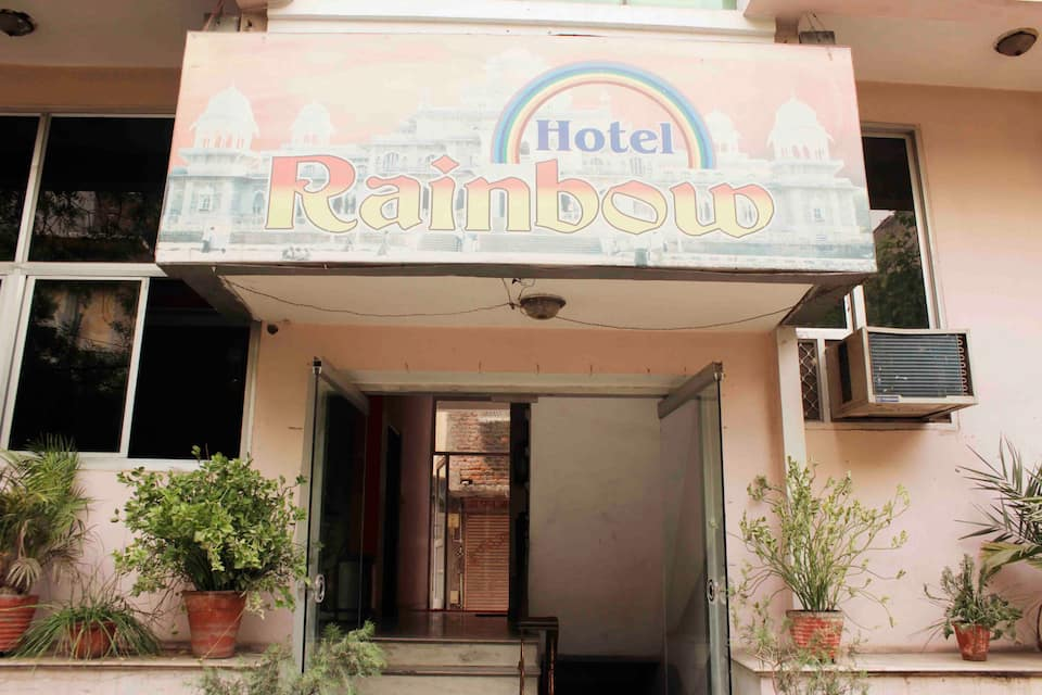 Hotel Rainbow, Station Road, Hotel Rainbow
