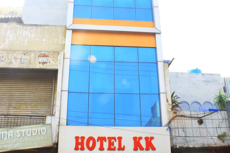 Hotel KK, Brown Road, Hotel KK