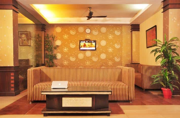 The Golden Inn, Karol Bagh, The Golden Inn