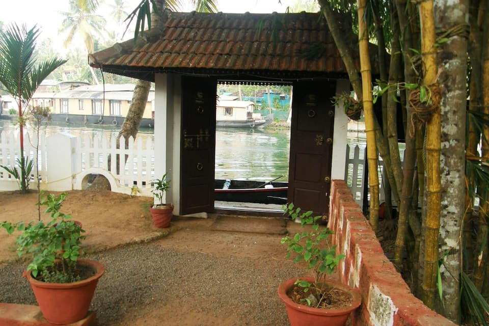 Kerala House Boat (Promoted by Bamboo Lagoon), Punnamada Jetty, Kerala House Boat (Promoted by Bamboo Lagoon)