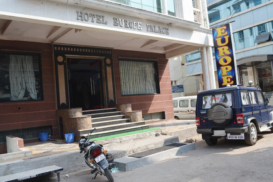 Hotel Europe Plaza, Charbagh, Hotel Europe Plaza