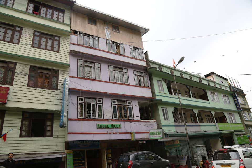 Hotel Asia, Near Private Bus Stand, Hotel Asia