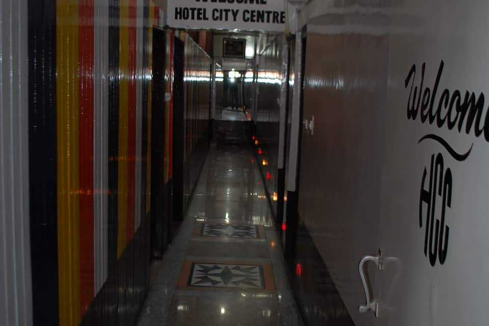 Hotel City Centre, Lal Chowk, Hotel City Centre