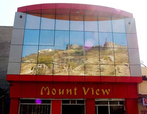 Hotel Mount View, Amer Road, Hotel Mount View