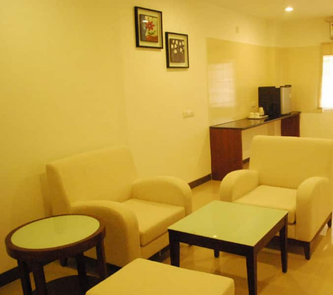 Banjara Hills Serviced Apartments, Banjara Hills Road No 3, TG Stays Banjara Hills Road No 3