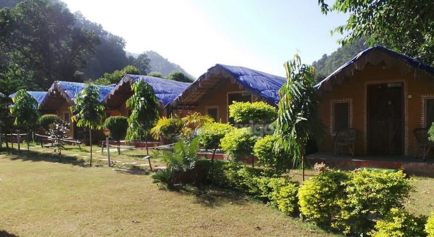 Him River Resort, Neelkanth Road, Him River Resort