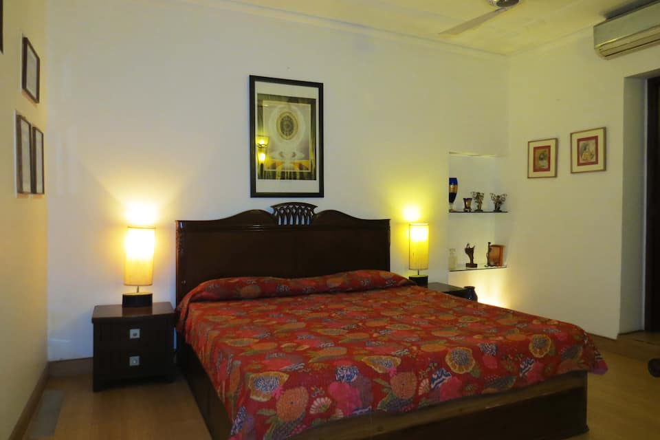 Trendy Bed & Breakfast Apartment, South Delhi, Trendy Bed  Breakfast Apartment