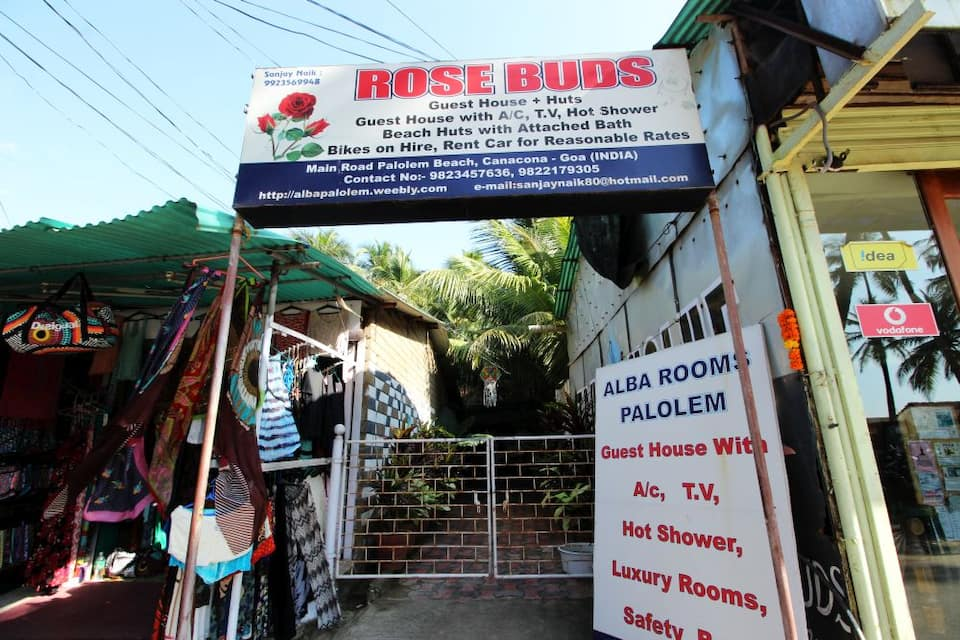 Rose Buds Guest House, Canacona, Rose Buds Guest House